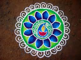 30 Awesome Rangoli Designs for Diwali