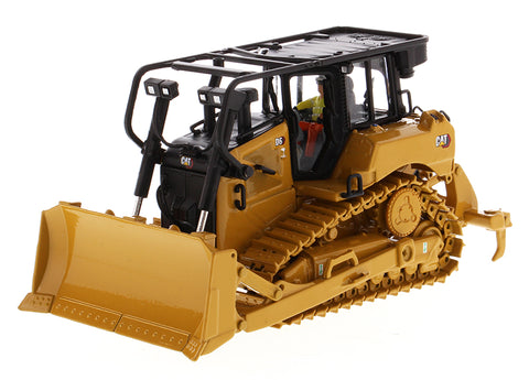 Caterpillar D6 Track-Type Tractor Dozer with SU Blade - High Line Series