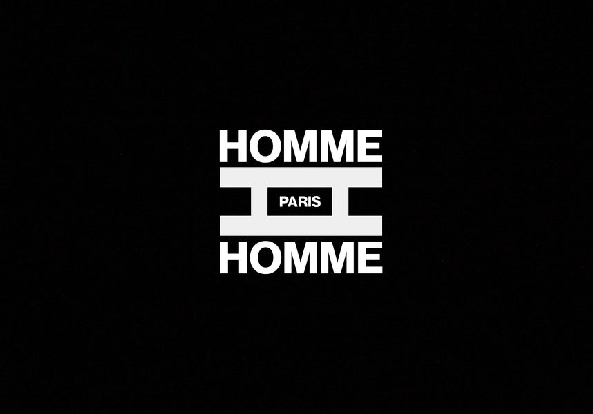 AN HOMME HOMME PARIS GRAPHIC