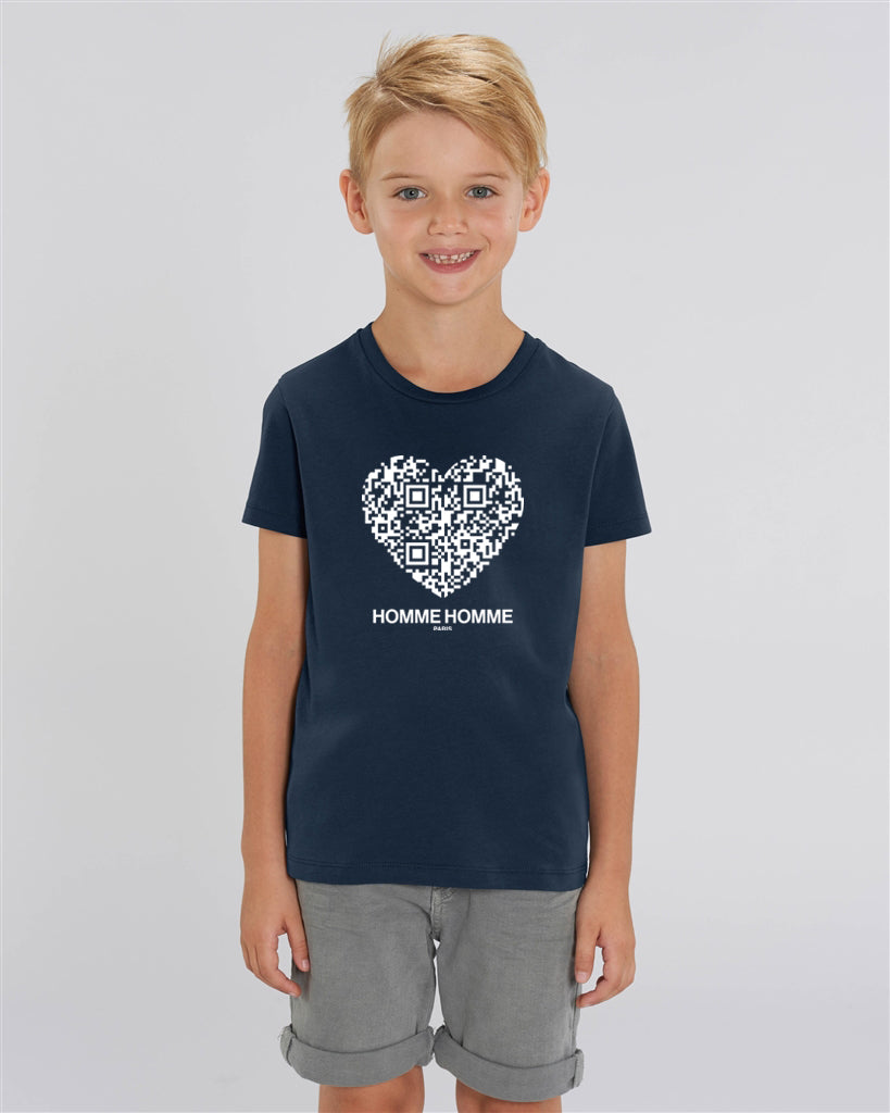 RED BARNET | KIDS | FRENCH NAVY + WHITE