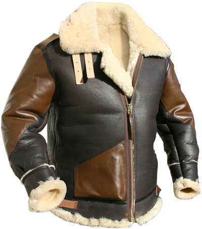 B3 Flight leather Jackets - Maherleather