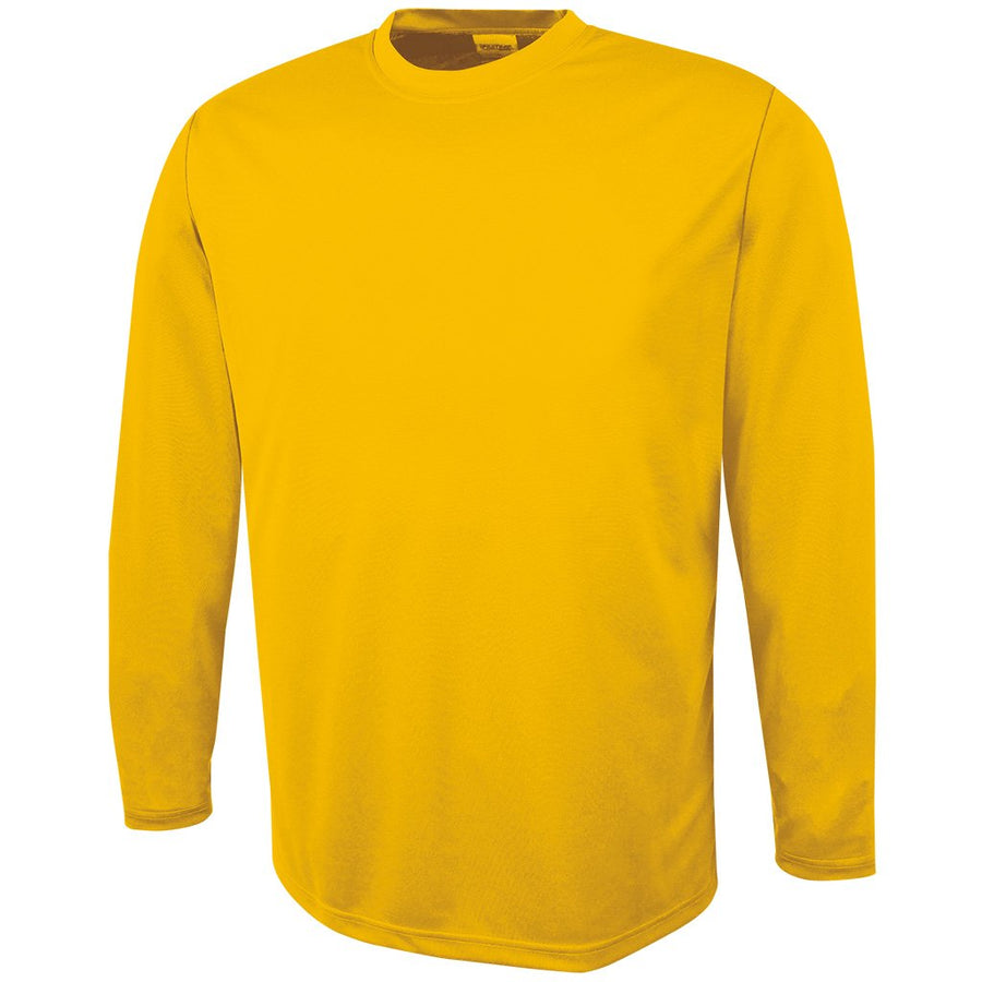 4009 Performance Long Sleeve Basketball Shooter Shirt YOUTH