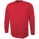 4009 Performance Long Sleeve Basketball Shooter Shirt ADULT