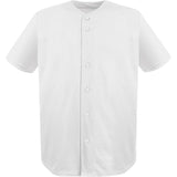 4011 Full Button Stadium Performance Baseball Jersey YOUTH