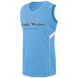 4405 Cheyenne Basketball Jersey GIRLS'