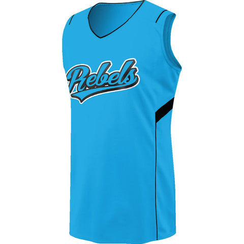 4405 Cheyenne Softball Jersey WOMEN'S