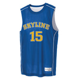 5002 Court Reversible Basketball Jersey YOUTH