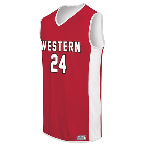 5003 Zone Reversible Basketball Jersey ADULT