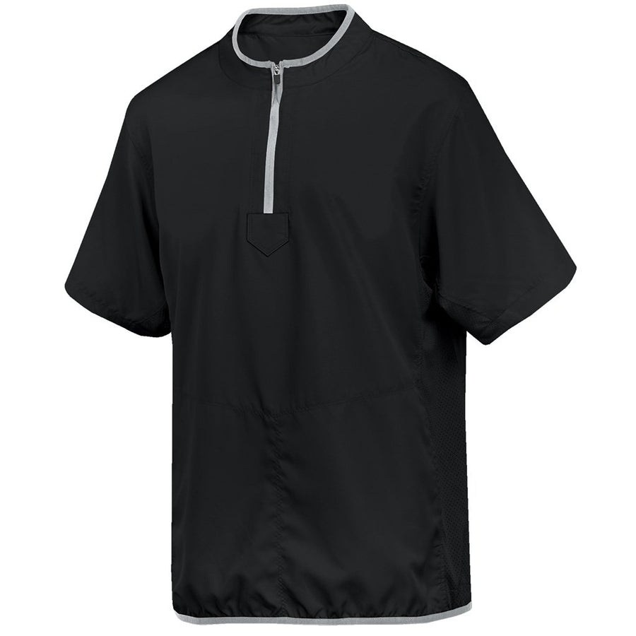 7518 Cannon Short Sleeve Batting Jacket ADULT