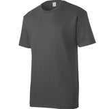 8104 Ring Spun Tee Shirt ADULT