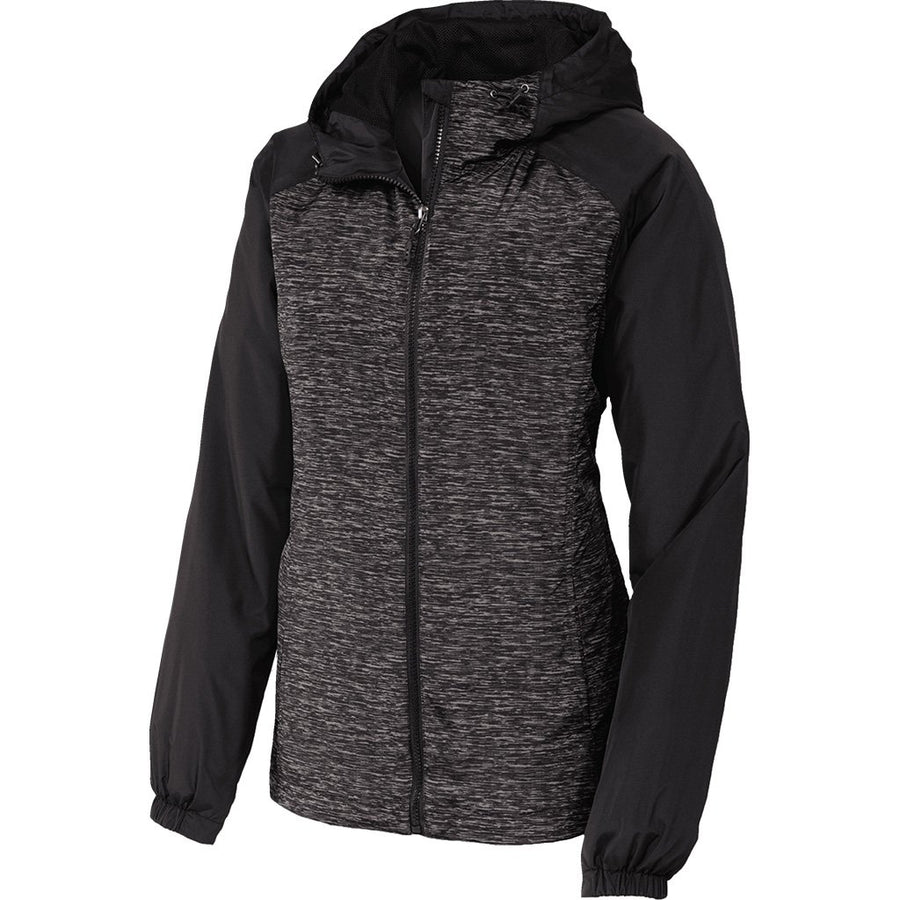 9326 Heather Wind Jacket WOMEN'S