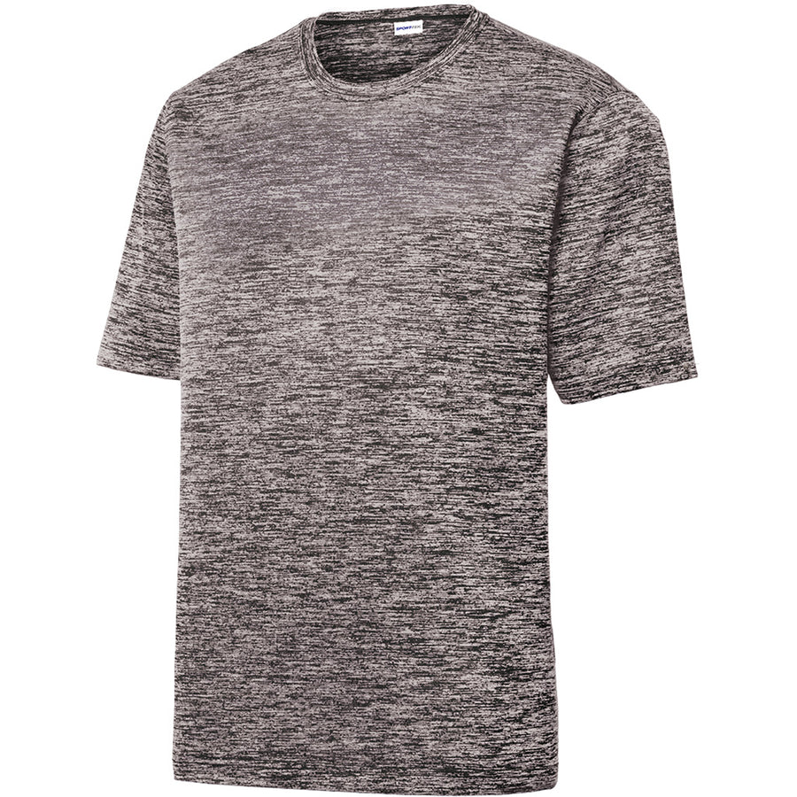 9327 Heather Performance Tee YOUTH