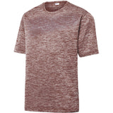 9327 Heather Performance Tee ADULT