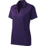 9333 Heather Performance Polo WOMEN'S
