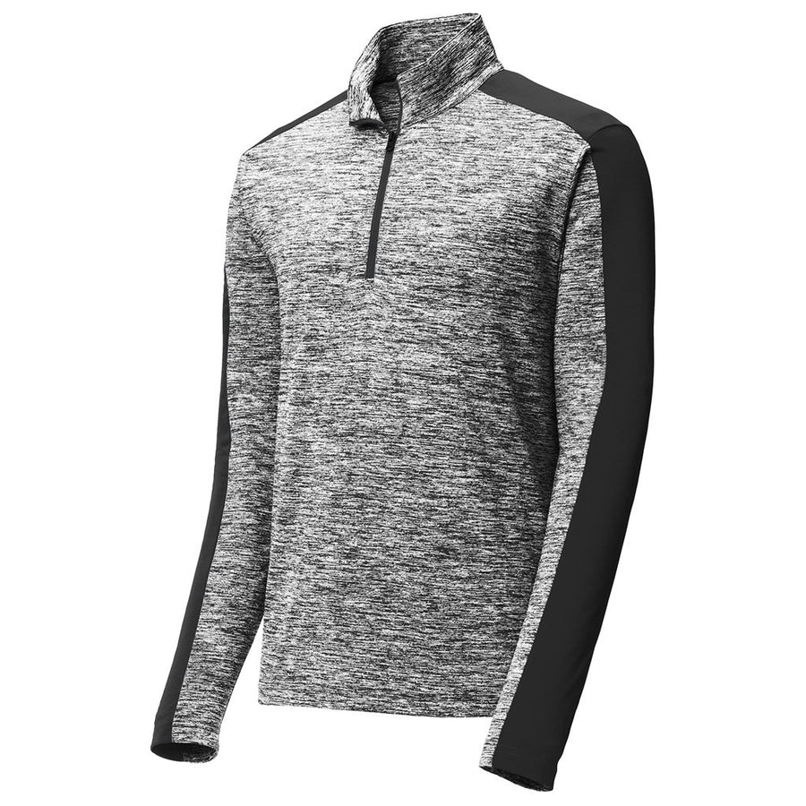 9336 Heather Lightweight 1/4 Zip WOMEN'S