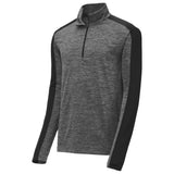 9335 Heather Lightweight 1/4 Zip YOUTH