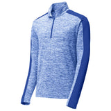 9335 Heather Lightweight 1/4 Zip ADULT