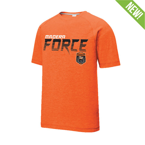 9352 Tri-Blend Wicking Tee ADULT