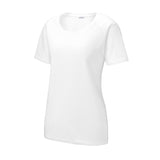 9353 Tri-Blend Wicking Tee WOMEN'S