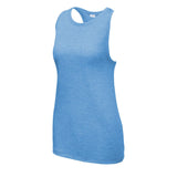 9354 Tri-Blend Wicking Racerback Tank Top WOMEN'S