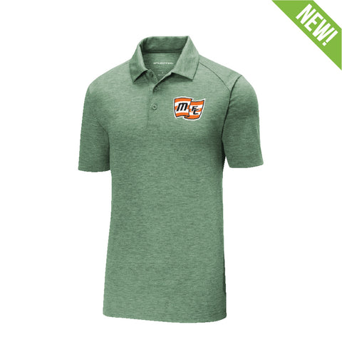 9355 Tri-Blend Wicking Polo ADULT