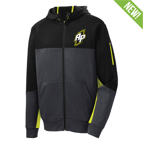 9361 Atlas Full-Zip Performance Hoodie ADULT