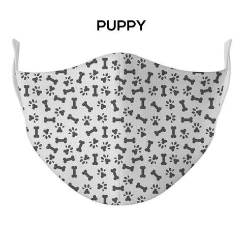 Puppy Face Mask - DYE/SUB