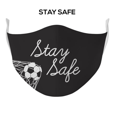 Stay Safe Face Mask - DYE/SUB
