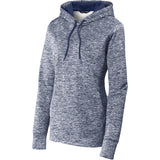 9321 Heather Performance Hoodie WOMEN'S