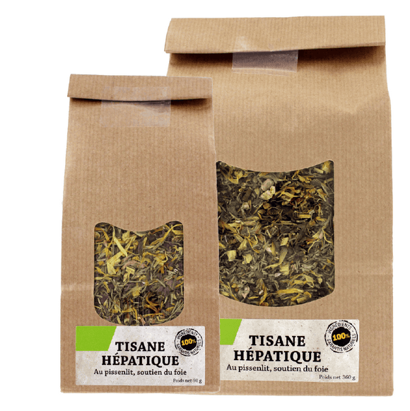 Tisane Hépatique