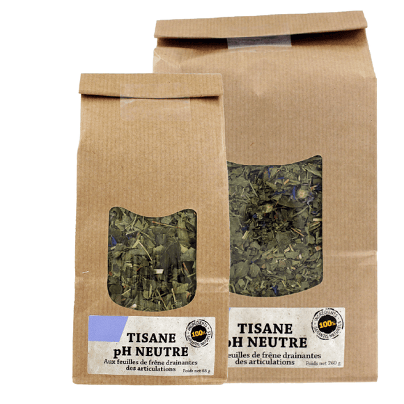 Tisane pH Neutre