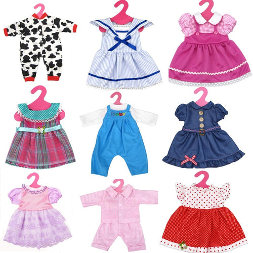 American Girl Doll Clothes dress for 18 inch reborn Baby