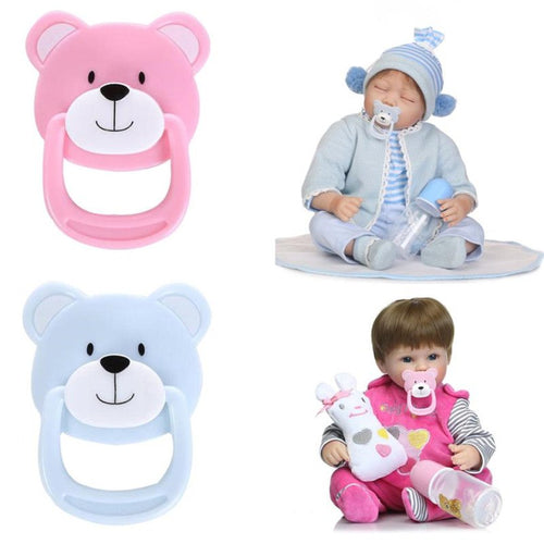 1PC New Pacifier Dummy Pacifier For Reborn Baby