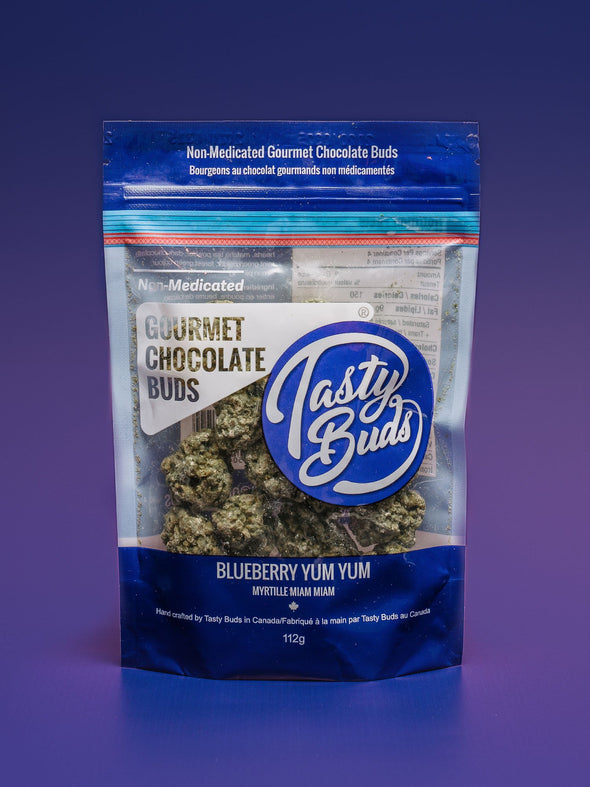 Blueberry Yum Yum Baggie