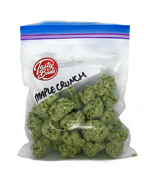 Maple Crunch Half Pound Baggie