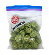 Mint Cookies Tasty Buds half pound bag