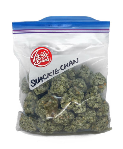 Snackie Chan Half Pound Baggie - NEW DROP!