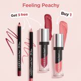 4PC Feeling Peachy ($32 Value)