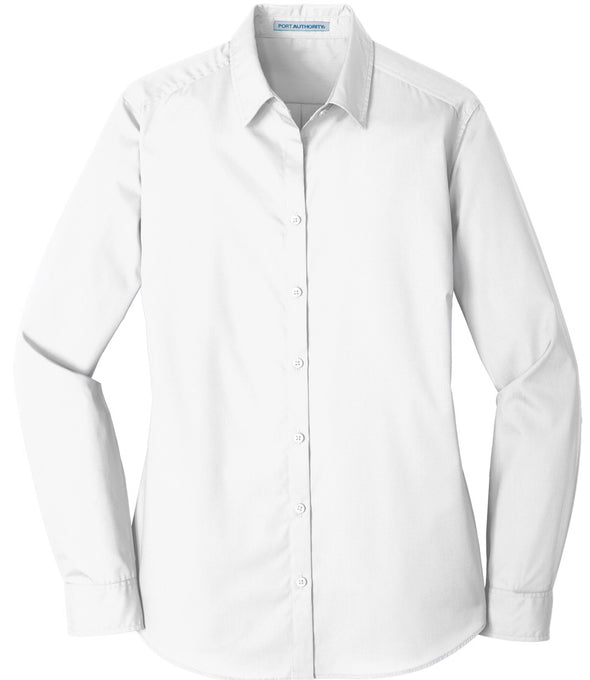Lightweight Button Up Show Shirt - Sparkling Cowgirl
