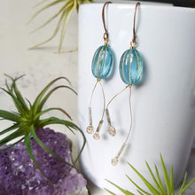 Load image into Gallery viewer, Ctenophore Earrings - Minxes' Trinkets