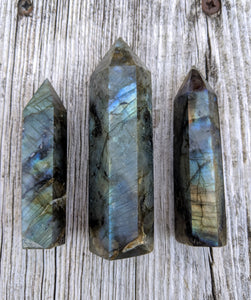 Labradorite Towers