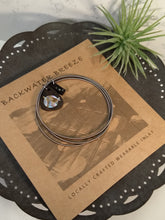 Load image into Gallery viewer, Inlay Bracelet - Narwhal - Minxes' Trinkets