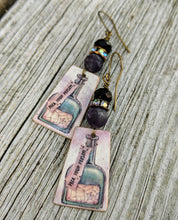 Load image into Gallery viewer, Handmade Vintage Halloween Earrings - Pick Your Poison 3 - Minxes' Trinkets