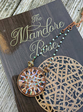 Load image into Gallery viewer, Limited Release - Mandore Rose Necklace and Signed Novel Set - 4 - Minxes' Trinkets