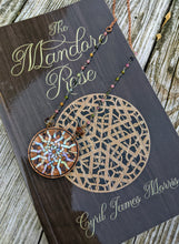 Load image into Gallery viewer, Limited Release - Mandore Rose Necklace and Signed Novel Set - 2 - Minxes' Trinkets
