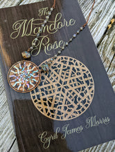 Load image into Gallery viewer, Limited Release - Mandore Rose Necklace and Signed Novel Set - 7 - Minxes' Trinkets
