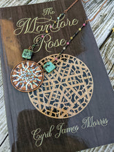 Load image into Gallery viewer, Limited Release - Mandore Rose Necklace and Signed Novel Set - 8 - Minxes' Trinkets