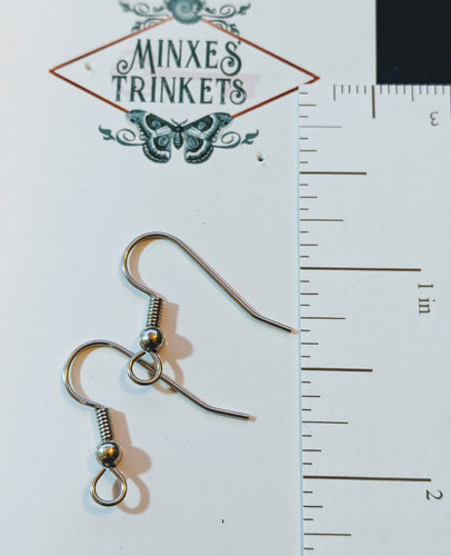 Surgical Steel French Hooks - Customize Earring Option
