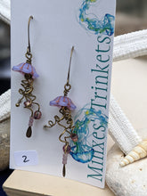 Load image into Gallery viewer, Jellyfish Earrings #2
