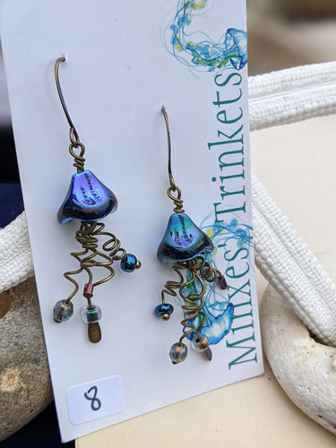 Jellyfish Earrings #8